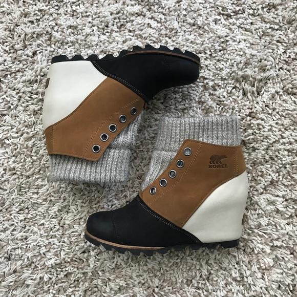 Sorel Shoes Joanie Sweater Boot Poshmark